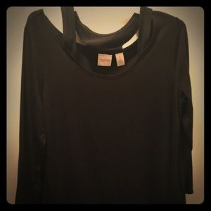 Chico's Zenergy off the shoulder blouse!